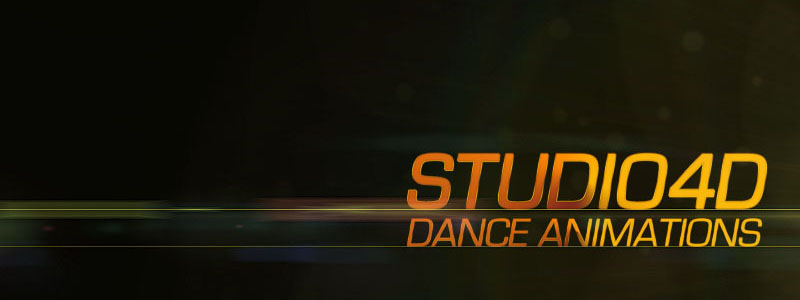 STUDIO4D DANCE ANIMATIONS